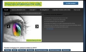 Sources-alimentaires.link