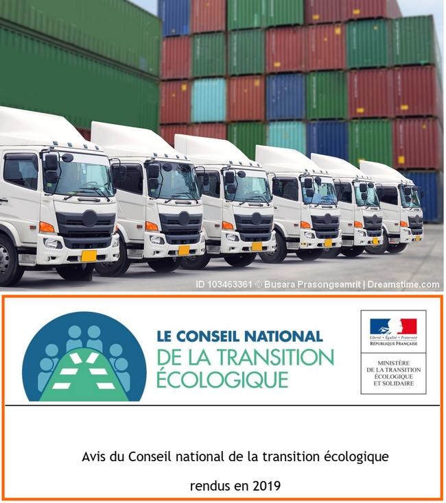 Le CNTE veut que la SNBC précise un objectif de diminution des transports routiers